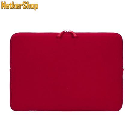 """RivaCase Antishock 5123 (4260403572306) 13.3"""" piros notebook táska (2 év garancia)"""