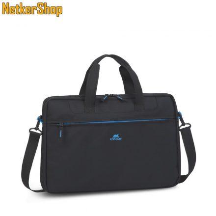 """RivaCase Regent 8037 (4260403572962) 15.6"""" fekete notebook táska (2 év garancia)"""