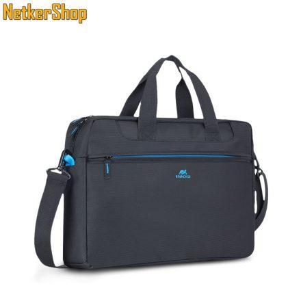 """RivaCase Regent 8057 (4260403573372) 16"""" fekete notebook táska (2 év garancia)"""