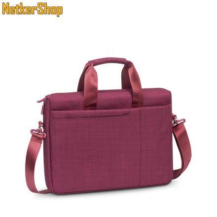 """RivaCase Biscayne 8325 (4260403573150) 14"""" piros notebook táska (2 év garancia)"""