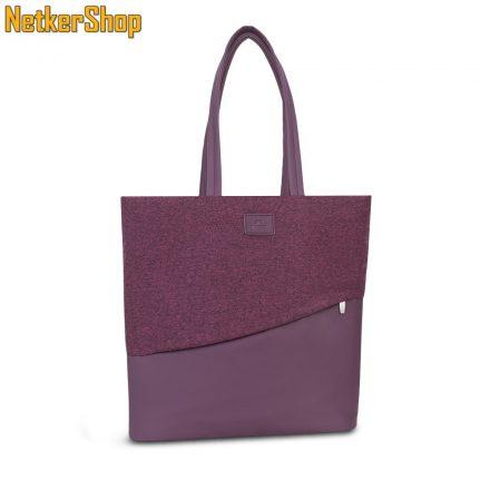 """RivaCase Egmont 7991 (4260403573327) 13.3"""" piros női notebook táska (2 év garancia)"""