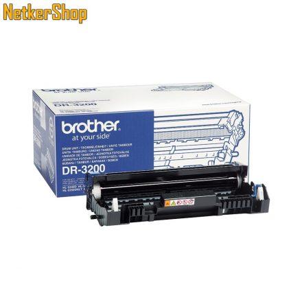 Brother DR-3200 (DR3200) fekete eredeti dobegység (1 év garancia)
