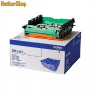 Brother DR-320CL (DR320CL BK,C,M,Y) eredeti dobegység csomag (1 év garancia)