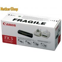 Canon FX-3 (1557A003) fekete eredeti toner (1 év garancia)