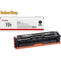 Canon CRG 731 (6272B002) fekete eredeti toner (1 év garancia)