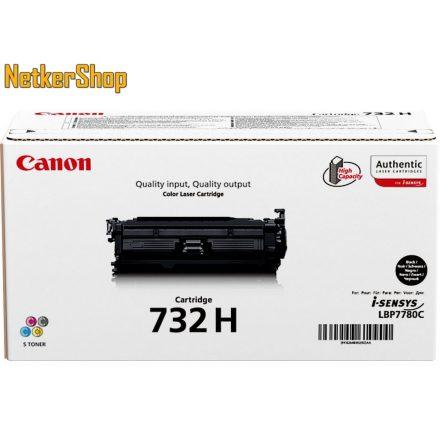 Canon CRG-732H (6264B002) nagy kapacitású fekete eredeti toner (1 év garancia)