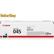 Canon CRG 045 (1242C002) fekete eredeti toner (1 év garancia)