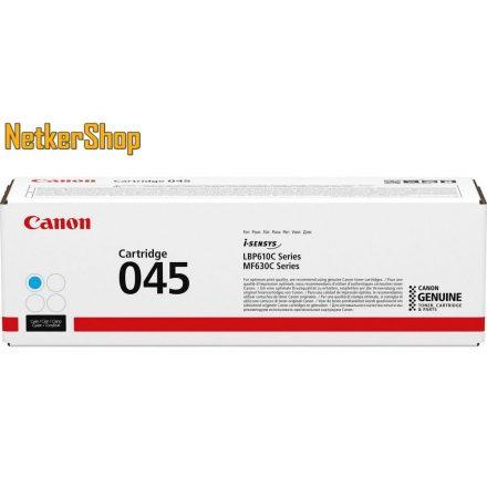 Canon CRG-045 (1241C002) cyan eredeti toner (1 év garancia)
