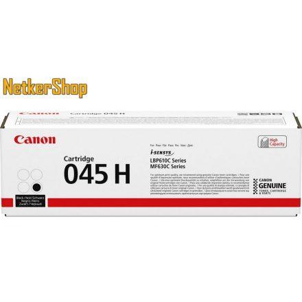 Canon CRG-045H (1246C002) nagy kapacitású fekete eredeti toner (1 év garancia)