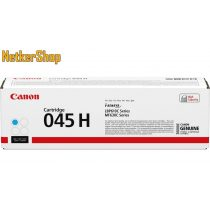 Canon CRG 045H (1245C002) nagy kapacitású cyan eredeti toner (1 év garancia)
