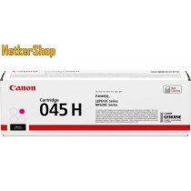 Canon CRG 045H (1244C002) nagy kapacitású magenta eredeti toner (1 év garancia)