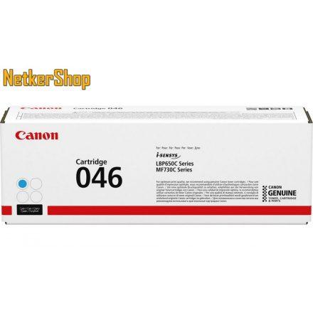 Canon CRG-046 (1249C002) cyan eredeti toner (1 év garancia)
