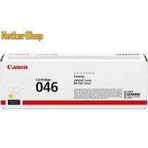 Canon CRG 046 (1247C002) sárga eredeti toner (1 év garancia)