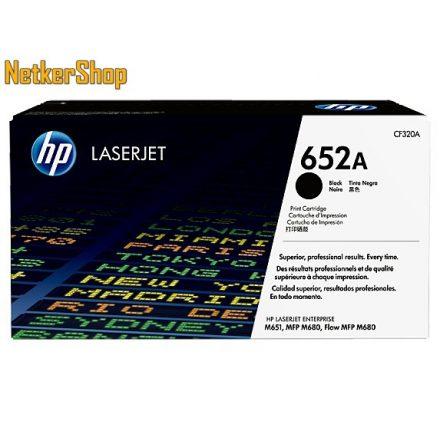 HP CF320A (652A) fekete eredeti toner (1 év garancia)