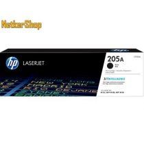 HP CF530A (205A) fekete eredeti toner (1 év garancia)
