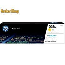 HP CF532A (205A) sárga eredeti toner (1 év garancia)