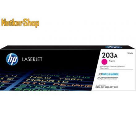HP CF543A (203A) magenta eredeti toner (1 év garancia)
