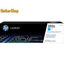 HP CF541X (203X) nagykapacitású cyan eredeti toner (1 év garancia)
