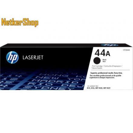 HP CF244A (44A) fekete eredeti toner (1 év garancia)