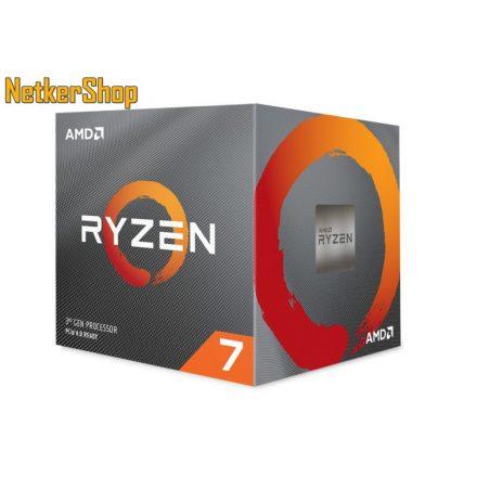 AMD Ryzen 7 3700X AM4 3.6GHz 8 magos dobozos Processzor CPU (3 év garancia)