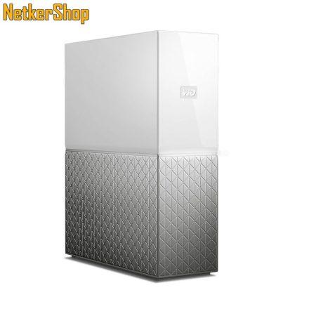 """WESTERN DIGITAL WDBVXC0040HWT My Cloud Home 4TB 3.5"""" USB 3.0-RJ45 fehér-szürke külső Merevlemez HDD Winchester (2 év garancia)"""