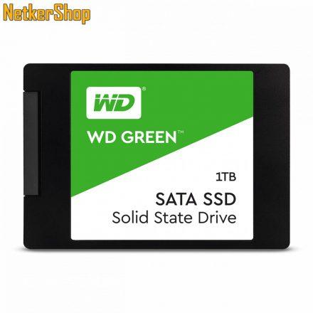 """Western Digital WDS240G2G0A 240GB Green SATA3 2.5"""" SSD Merevlemez (3 év garancia)"""