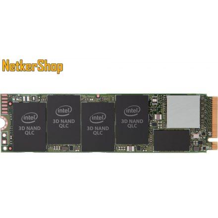 Intel SSDPEKNW512G8X1 512GB 660p Retail Box Single Pack PCIe Gen3x4 M.2 2280 SSD Merevlemez (5 év garancia)