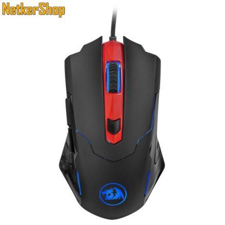 Redragon M705 Pegasus optikai USB fekete gaming egér (2 év garancia)