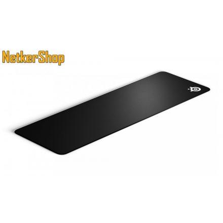 Steelseries QcK Edge XL fekete gaming egérpad (2 év garancia)