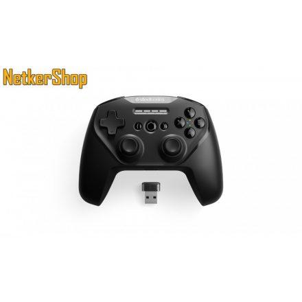 Steelseries Stratus Duo BT wireless PC/Android/VR USB fekete gamepad (2 év garancia)