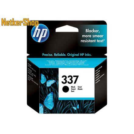 HP C9364EE (337) fekete eredeti tintapatron (1 év garancia)