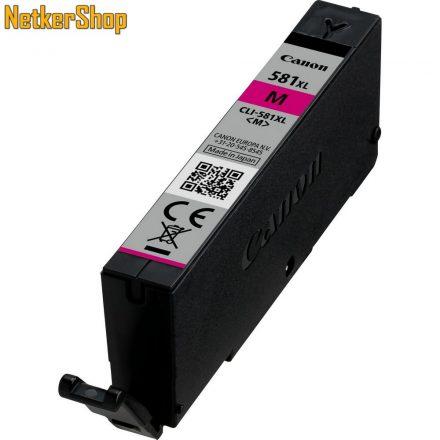 Canon CLI-581XLM magenta (2050C001) eredeti tintapatron (1 év garancia)