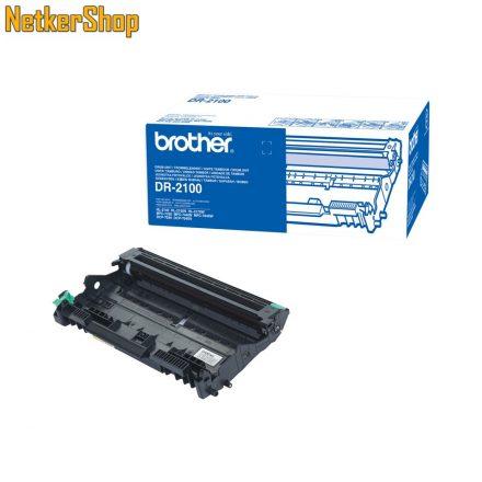 Brother DR-2100 (DR2100) fekete eredeti dobegység (1 év garancia)