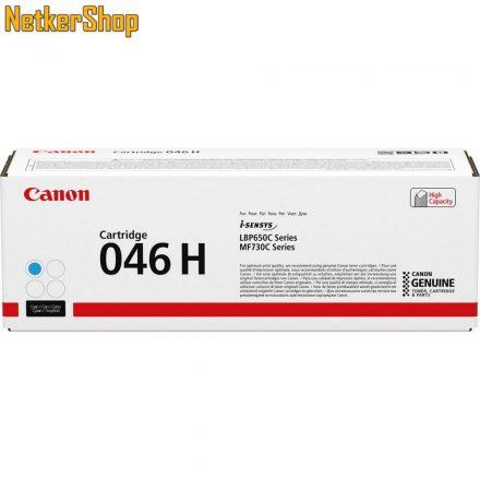 Canon CRG-046H (1253C002) nagy kapacítású cyan eredeti toner (1 év garancia)