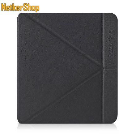 Kobo Libra H2O SleepCover fekete e-book tok (2 év garancia)