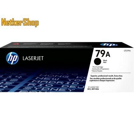 HP CF279A (79A) fekete eredeti toner (1 év garancia)