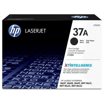 HP CF237A (37A) fekete eredeti toner (1 év garancia)
