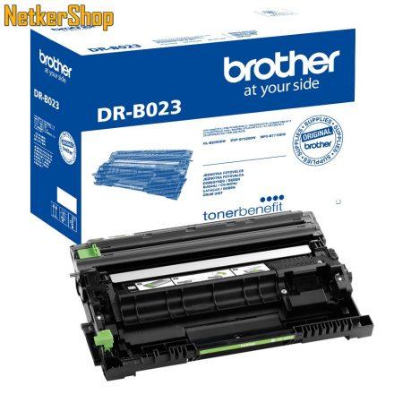 Brother DR-B023 (DRB023) eredeti dobegység (1 év garancia)