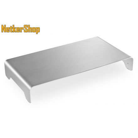 Digitus DA-90369 aluminium ezüst TV monitor tartó (1 év garancia)