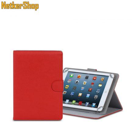 """RivaCase 3017 Orly 10.1"""" piros tábla PC tok (2 év garancia)"""