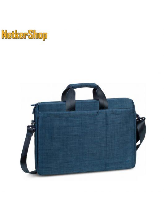 "RivaCase 8335 Biscayne (4260403570791) 15.6"" kék notebook táska (2 év garancia)"