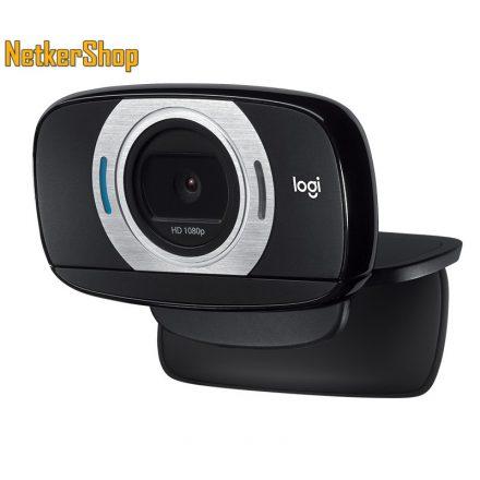 Logitech C615 Refresh (960-001056) HD 1080p USB fekete mikrofonos webkamera (2 év garancia)
