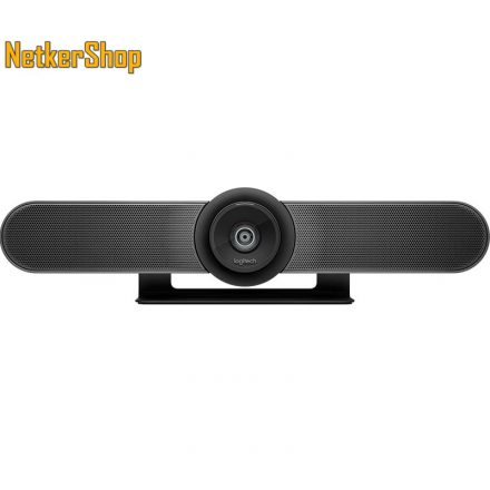 Logitech MeetUp (960-001102) 4K UHD 2160p USB mikrofonos videokonferencia-rendszer webkamera (2 év garancia)