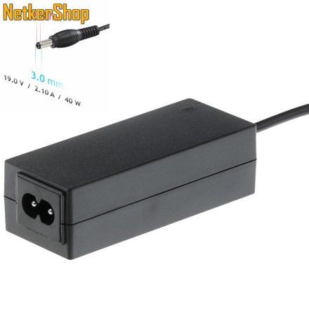Akyga AK-ND-22 40W Acer/Samsung notebook hálózati töltő adapter (2 év garancia)