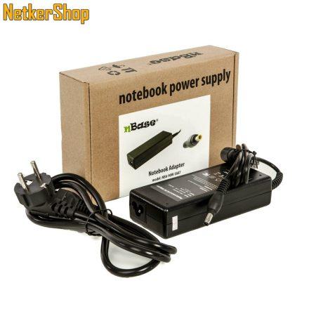 nBase NBA-90W-SA87 90W Samsung notebook hálózati töltő (2 év garancia)