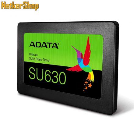 "A-Data 480GB Ultimate SU630 (ASU630SS-480GQ-R) SATA3 2.5"" SSD merevlemez (3 év garancia)"