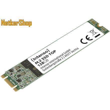 Intenso 128GB Top Performance (3832430) SATA3 M.2 2280 SSD merevlemez (2 év garancia)