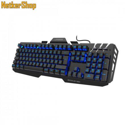 Hama uRage Exodus 420 CyberBoard Premium (186028) Black HU Gaming billentyűzet (1 év garancia)