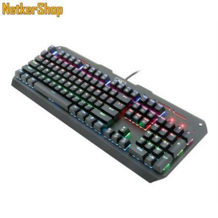 Redragon Varuna K559 RGB Brown Mechanical Black HU Gaming billentyűzet (2 év garancia)