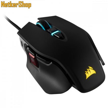 Corsair M65 RGB Elite (CH-9309011-EU) fekete gaming egér (2 év garancia)